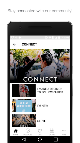 Newport Church Screenshot