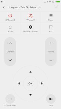 Mi Remote Controller For TV/AC APK screenshot thumbnail 5