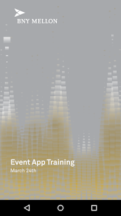 Events by BNY Mellon - screenshot