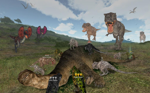 Dinos Online screenshot 2