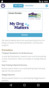 My Dog Matters - screenshot