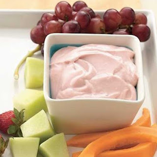 Strawberry Lemon Fruit Dip