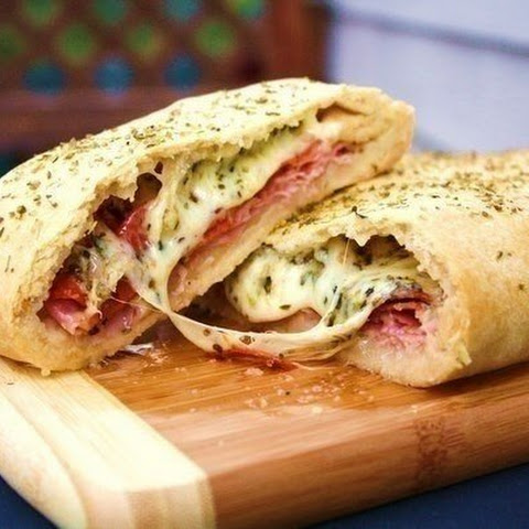 Stromboli Pizza Roll