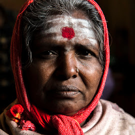 Portrait from Bangalore by AJAYAN KAVUNGAL ANAT - People Portraits of Women ( travel, people, portrait )