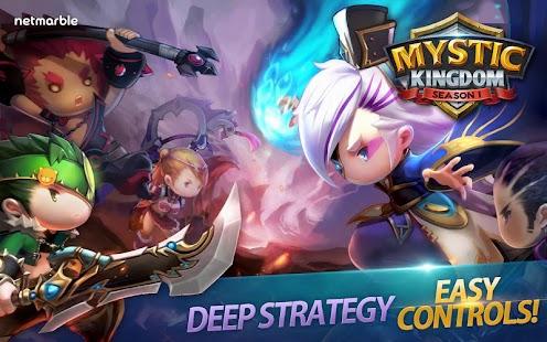 Free Download Mystic Kingdom APK for Blackberry