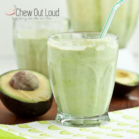 Avocado Coconut Smoothie