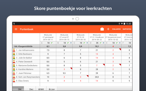 Smartschool screenshot 20