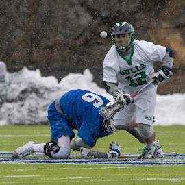 by Bob Nospum - Sports & Fitness Lacrosse