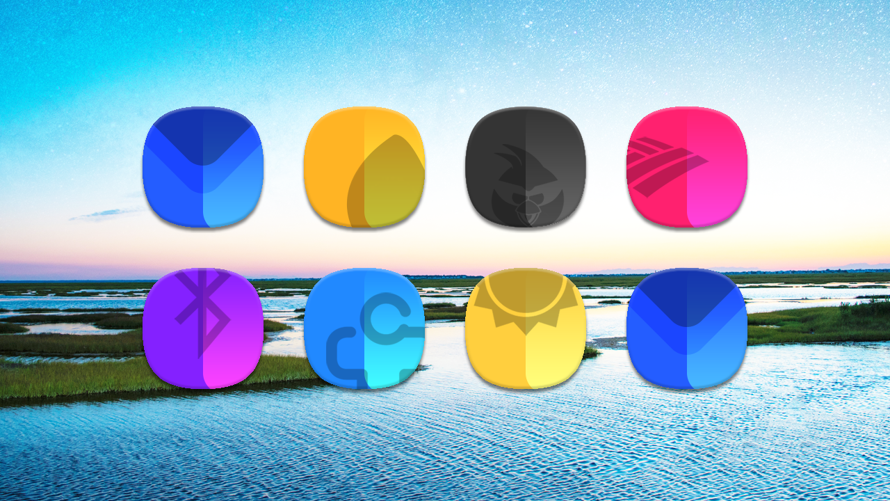 Moda - Icon Pack Screenshot 5