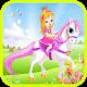 Jungles Princess Unicorn Run 2