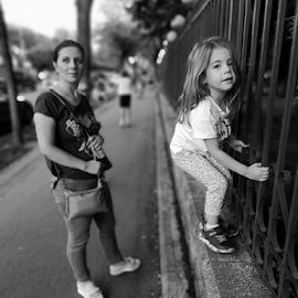 I can do it alone by Catalin Nastase - Babies & Children Children Candids