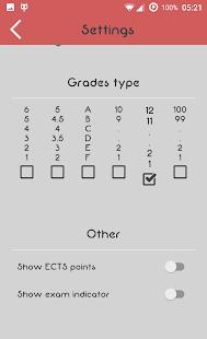 My Grades APK for Nokia