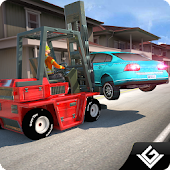 Car Traffic && Forklift Driver APK for Bluestacks