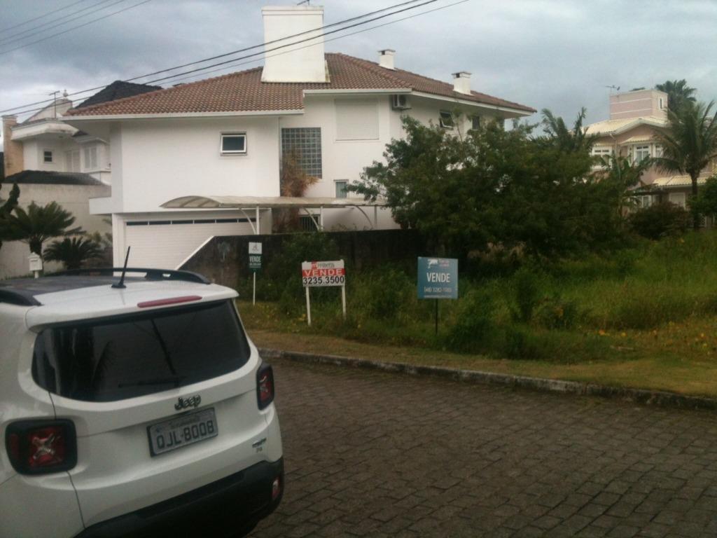Terreno, Jurerê, Florianópolis (TE0243)