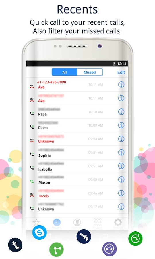 Caller Screen Dialer Pro Screenshot 6