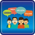 10000 Videos Speaking English APK for Bluestacks