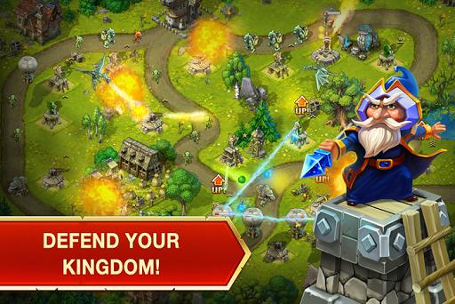 Toy Defense: Fantasy Towers - screenshot