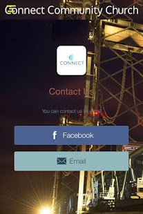Connect Community Church - screenshot