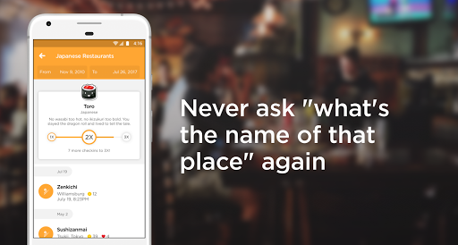 Foursquare Swarm: Check In screenshot 5