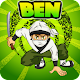 Ninja Ben 10 Level Race Free