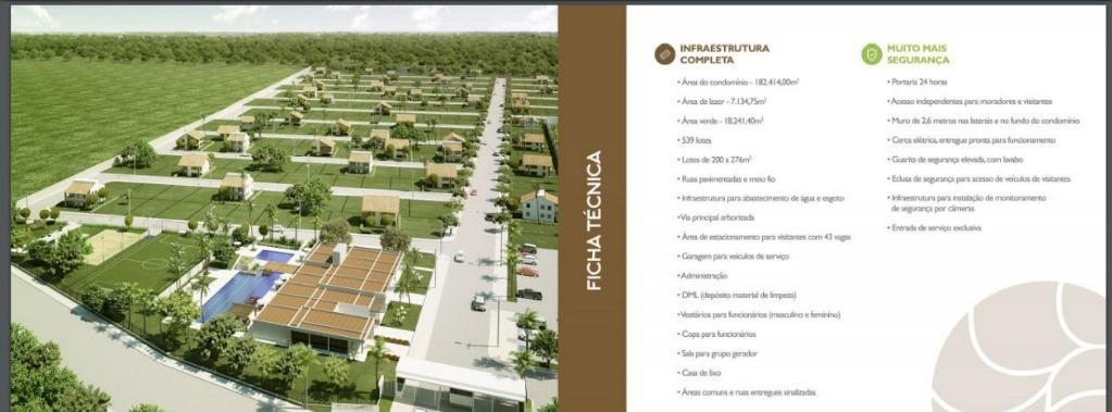 Terreno à venda, 200 m² por R$ 108.000 - Muçumagro - João Pessoa/PB