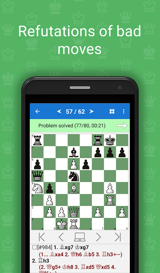 Chess Strategy (1800-2400) Screenshot 1