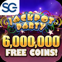 Jackpot Party Casino Slots: 777 Free Slot Machines pour PC (Windows / Mac)