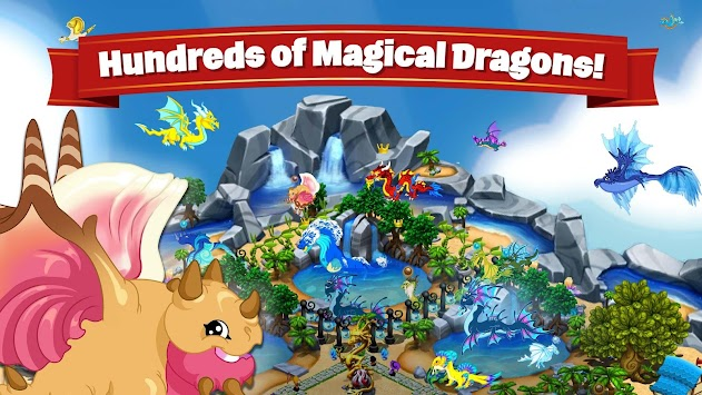 DragonVale APK screenshot thumbnail 3