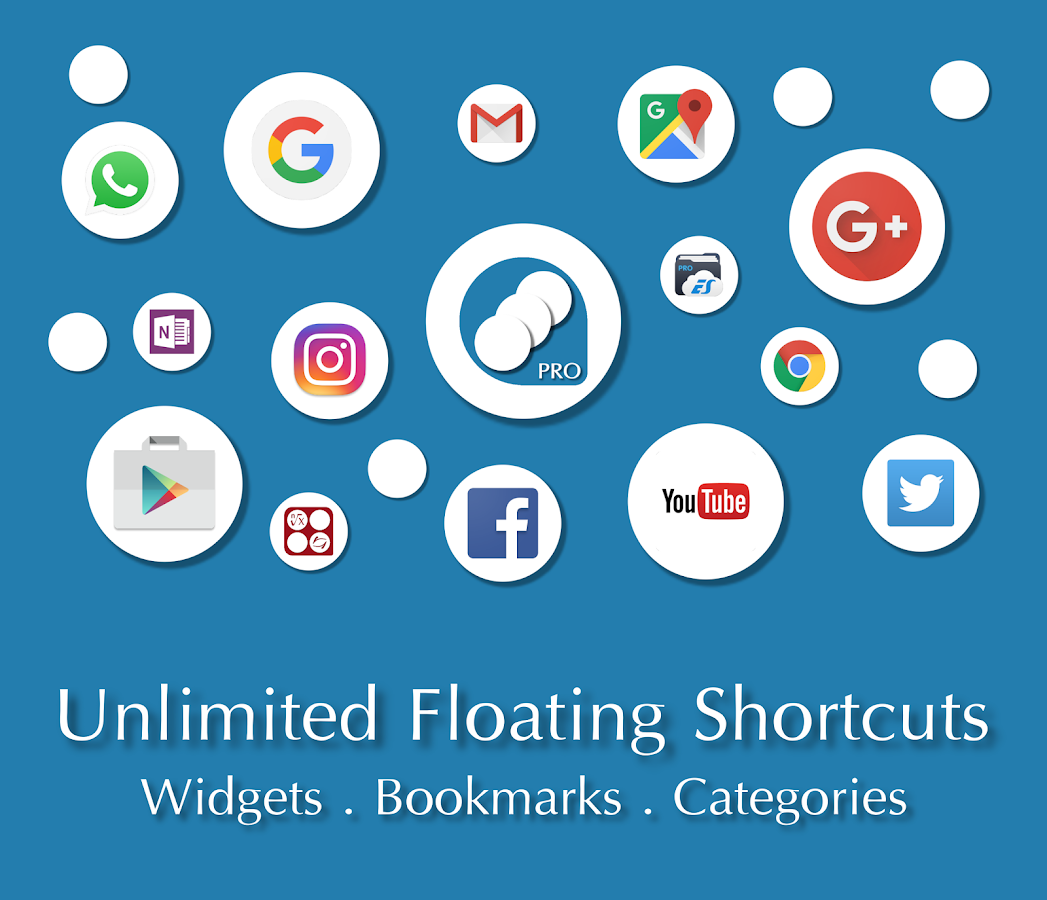 Floating Shortcuts ᴾᴿᴼ Screenshot 11