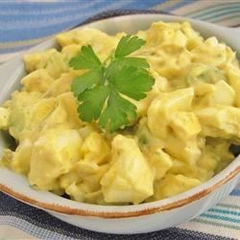 Egg Salad With Pickled Celery And Coarse Dijon Recipes — Dishmaps