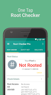Root Checker Pro Screenshot