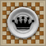 Draughts 10x10 - Checkers Icon