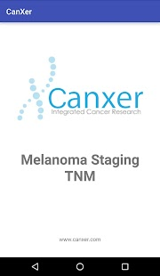 Melanoma Skin Cancer Staging screenshot for Android