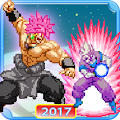 Game Dragon Z Super saiyan battle APK for Windows Phone