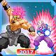 Dragon Z Super saiyan battle