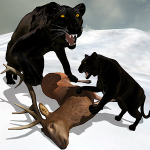 Black Panther Simulator 2016