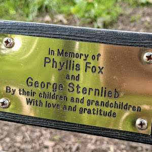 In Memory of Phyllis Fox and George SternliebBy their children and grandchildren With love and gratitude  Submitted by @lampbane