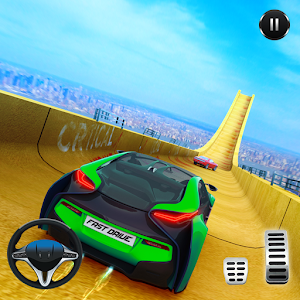 Mega Ramp Car Racer Stunt For PC / Windows 7/8/10 / Mac – Free Download