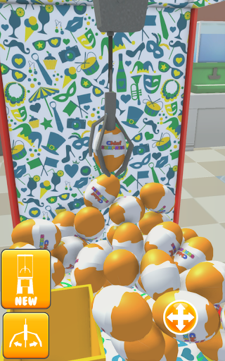 Surprise Eggs Claw Machine For PC