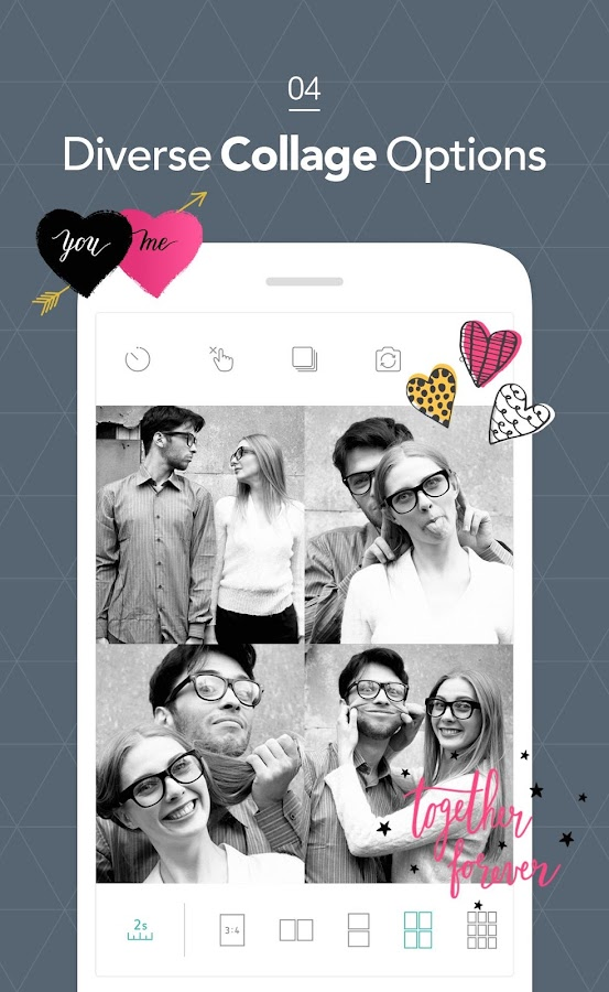 Candy Camera - selfie, beauty camera, photo editor Screenshot 16