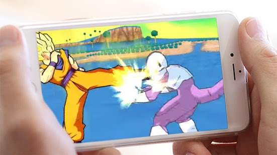 Game Super Goku: Saiyan Fighting apk for kindle fire