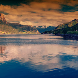 Scandinavia by Stanley P. - Landscapes Waterscapes
