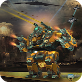 APK Game War Robots Battle Game for iOS