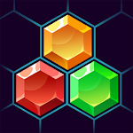 Hexa Block Classic Icon