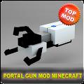 Portal Gun MOD For MCPE APK for iPhone