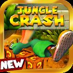 Jungle Crash Adventure Run Game Free Icon