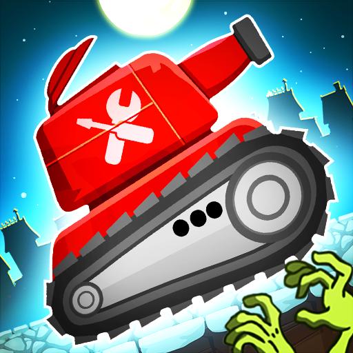 Zombie Survival Games: Pocket Tanks Battle (game)