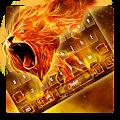 Free Roar Lion Keyboard Theme APK for Windows 8