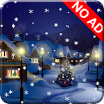 Snow Night City LWP (NO AD) Icon