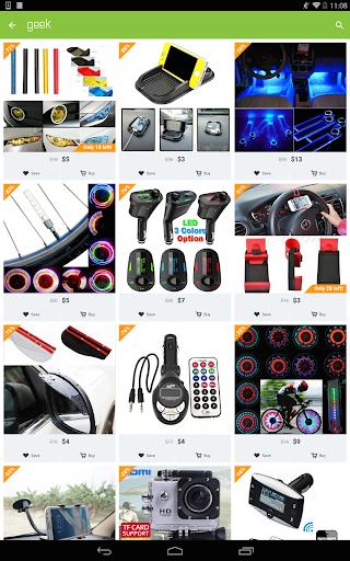 Geek - Smarter Shopping screenshot 15